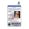 Service Dog ID Badge
