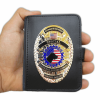 Emotional Support Animal Badge and Wallet