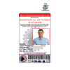 Emotional Support Handler ID Badge