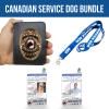 Canadian Service Dog Bundle