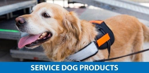 service dog id category