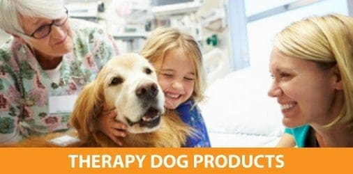 Therapy dog id category